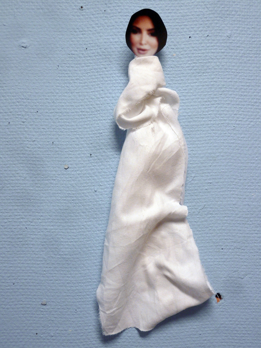 1 of the about 3000  SOUVENIR DOLLS