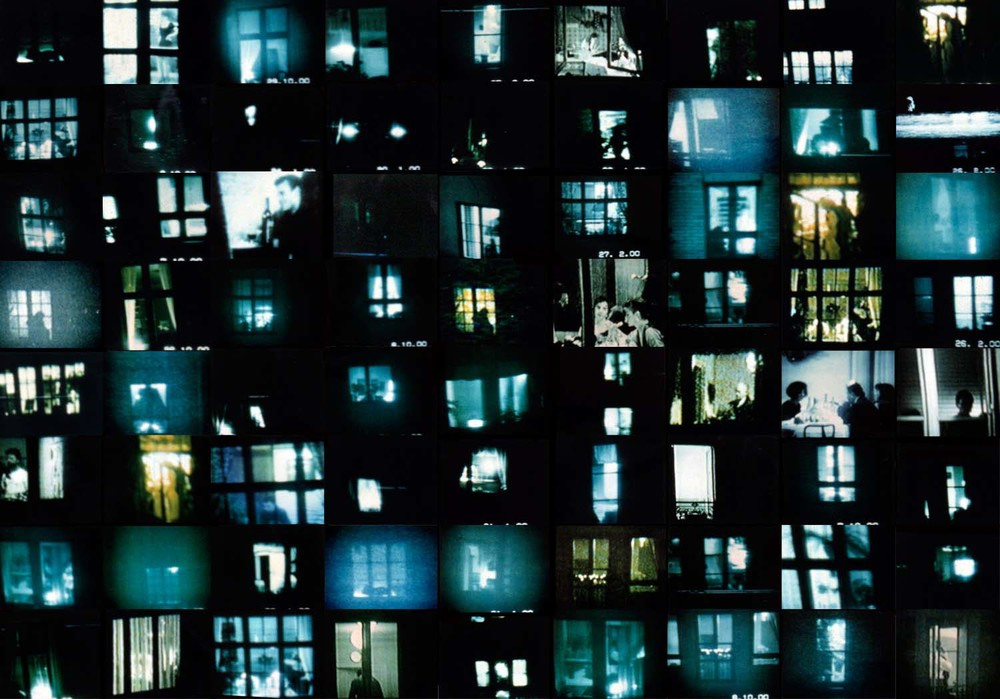 I filmed into 75 different residence windows about one hour for each window.  Nothing never happened.