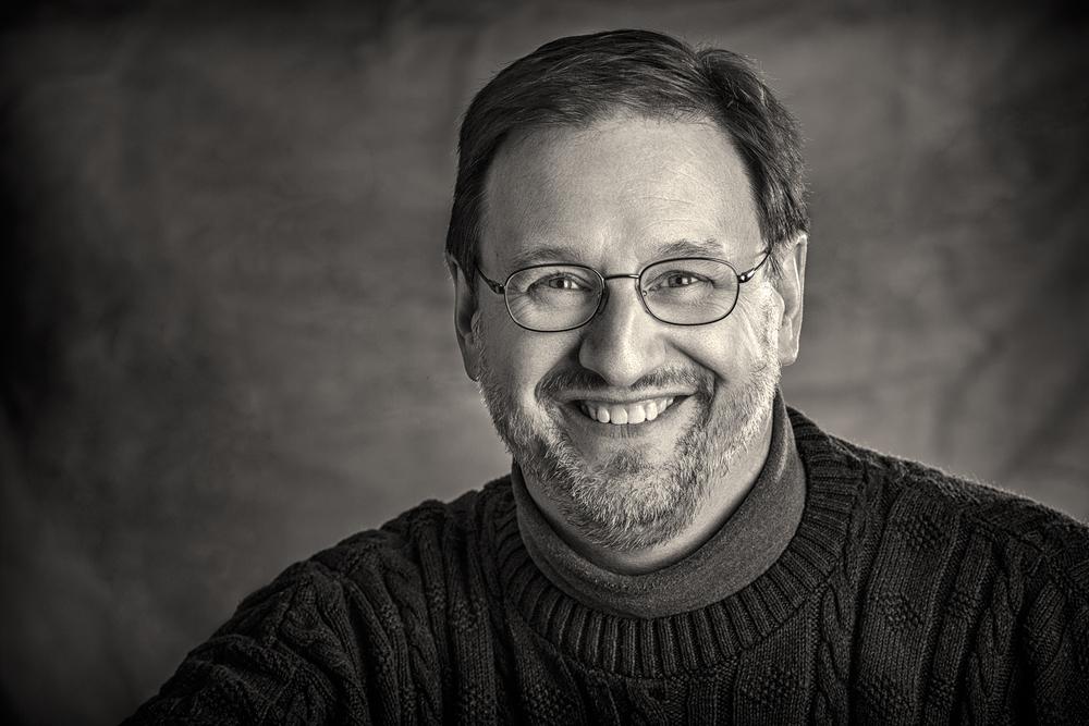 Kevin Sholder Portrait