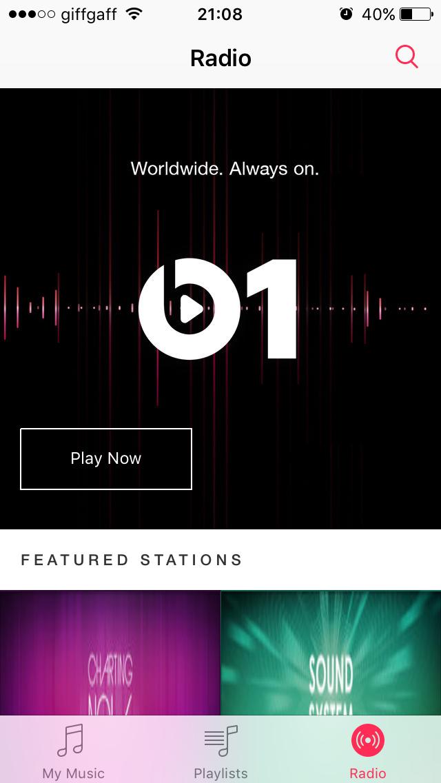 Beats1Radio