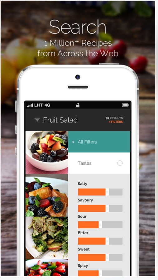 6 useful and free cooking apps for the iphoneipad irepairs harlow voted one of the best cooking apps in the app store in 2014 yummly provides an impressive search that compiles popular recipe sites into one app forumfinder Images