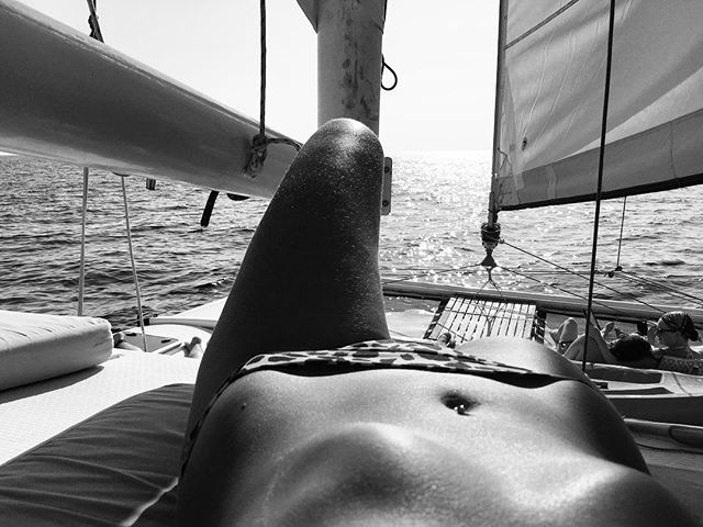 Live The Life You Love  #Wanderer #Adventure #Livelife #Lovelife #Sailinglife #Boatporn @Sailsexy #Cyclades #OTBT #Thegreatoutdoors #Piratelife #bikini #BeachBum #goals #Instapic #IGDaily #Mykonos #Santorini #sunandsea #Ios #Apparell #Asos #OffTheBeatenTack #SOULSTEPPER