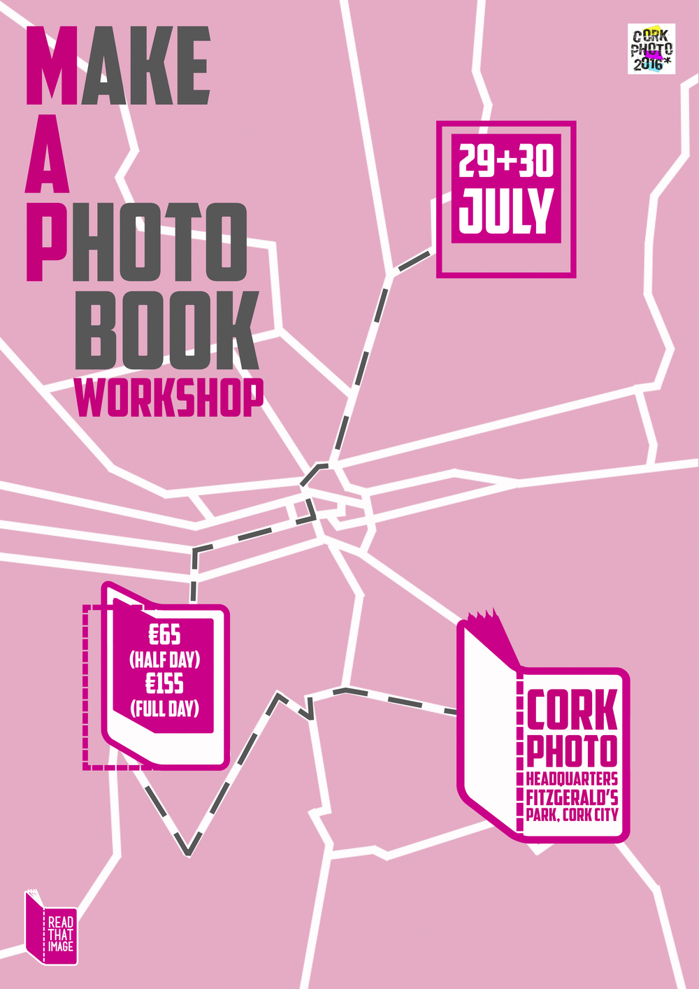 MAP:CORK 29th + 30th July