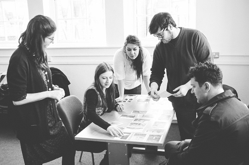COLLABORATIVE WORKSHOP - NATIONAL COLLEGE OF ART & DESIGN
