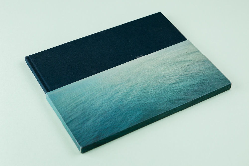 Self-published photobook 'Skyline' featuring photography by Eoghan Kavanagh and design by Read That Image