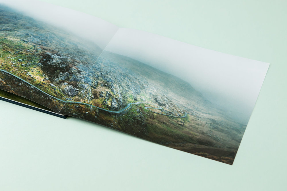 Detail of The Whistle Blowing a photobook with photography by Lorraine Tuck and Design by Read That Image Collective