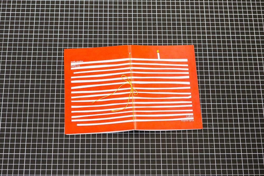 Cakes & Stripes - Eugenia Tynna