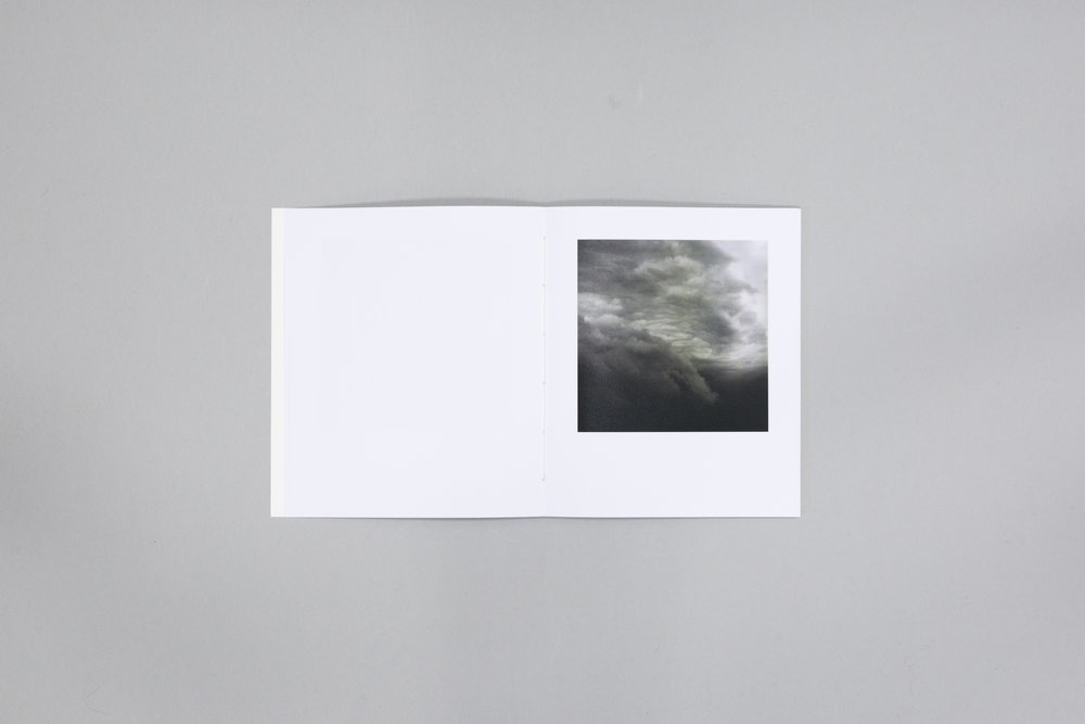Mark McGuinness' photobook dummy 'Dreaming of Figure Eights' created during a Make a Photobook workshop with the Read That Image team in Dublin, Ireland.