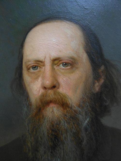 KRAMSKOY,,M.E.Saltykov