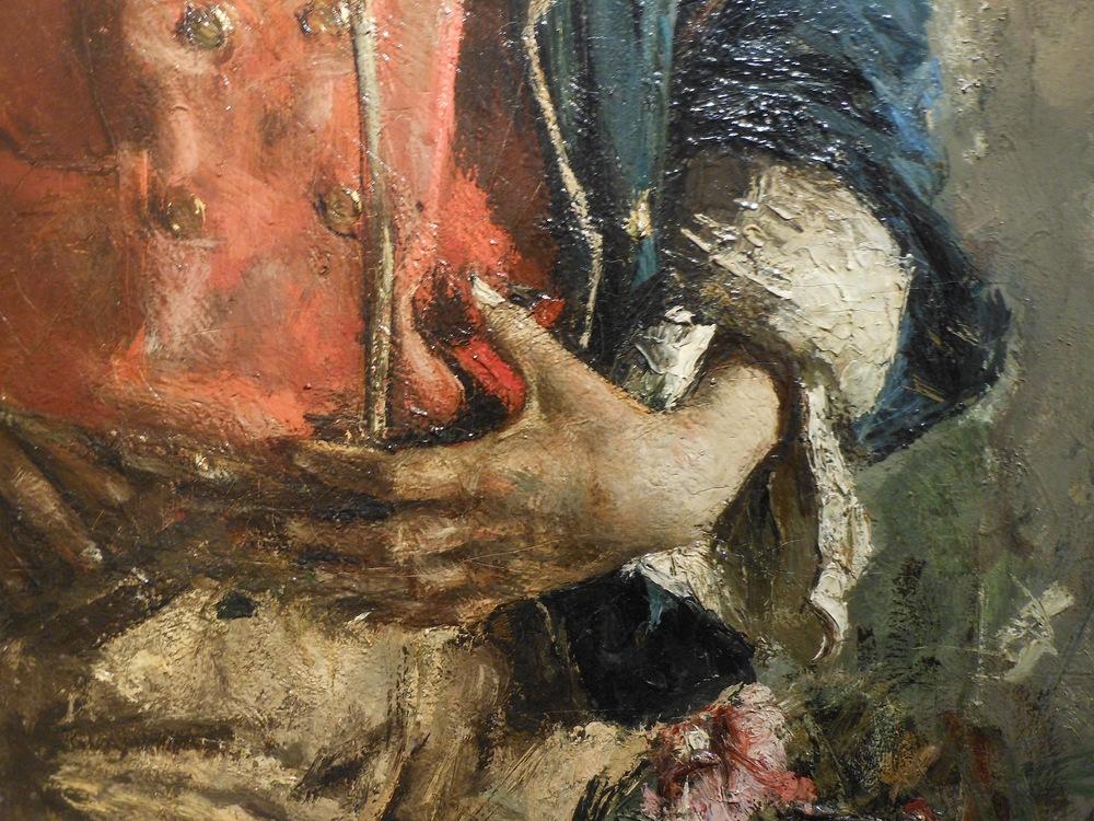 MANCINI detail