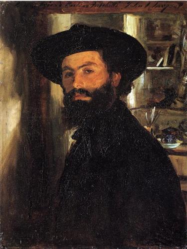 Alberto Falchetti. 1905