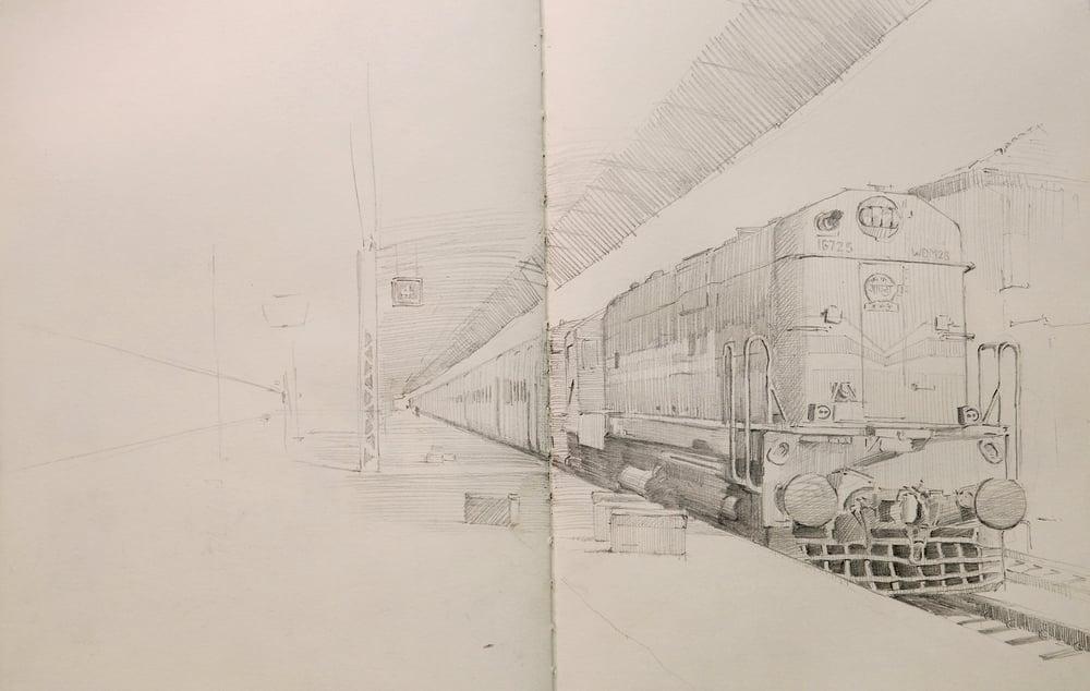 sketch Agra train station.jpg
