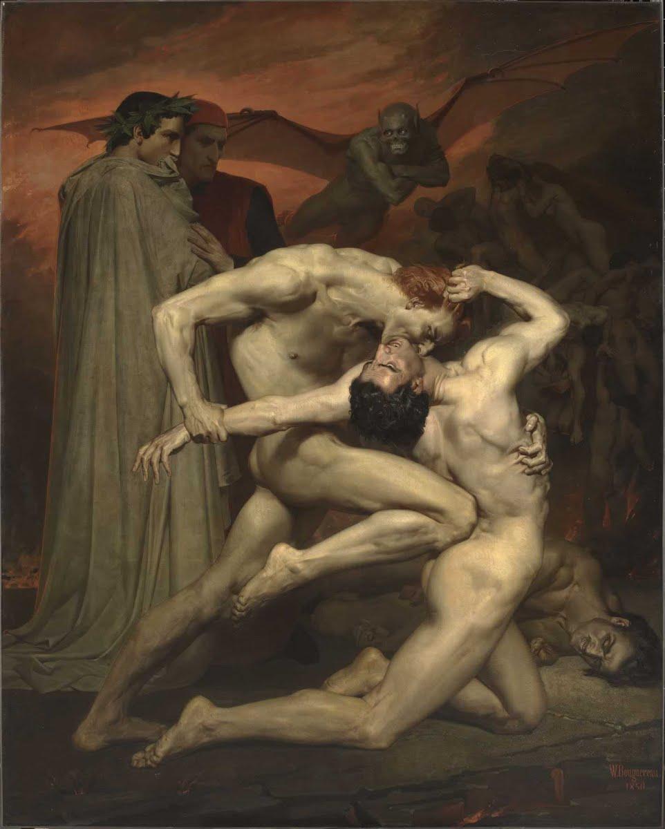 bouguereau. venus. toby wright. musée d'Orsay.