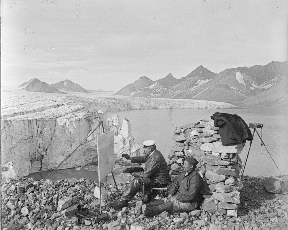 Tinayre in the Arctic: 1906-07