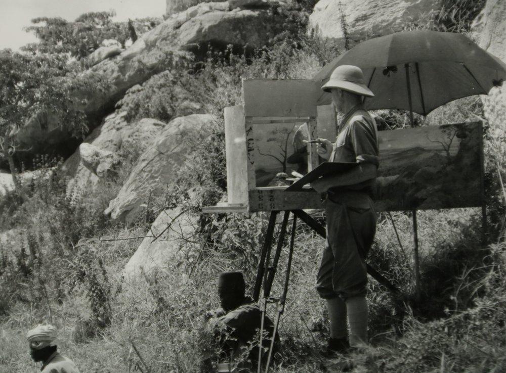 William Leigh. 1855-1966