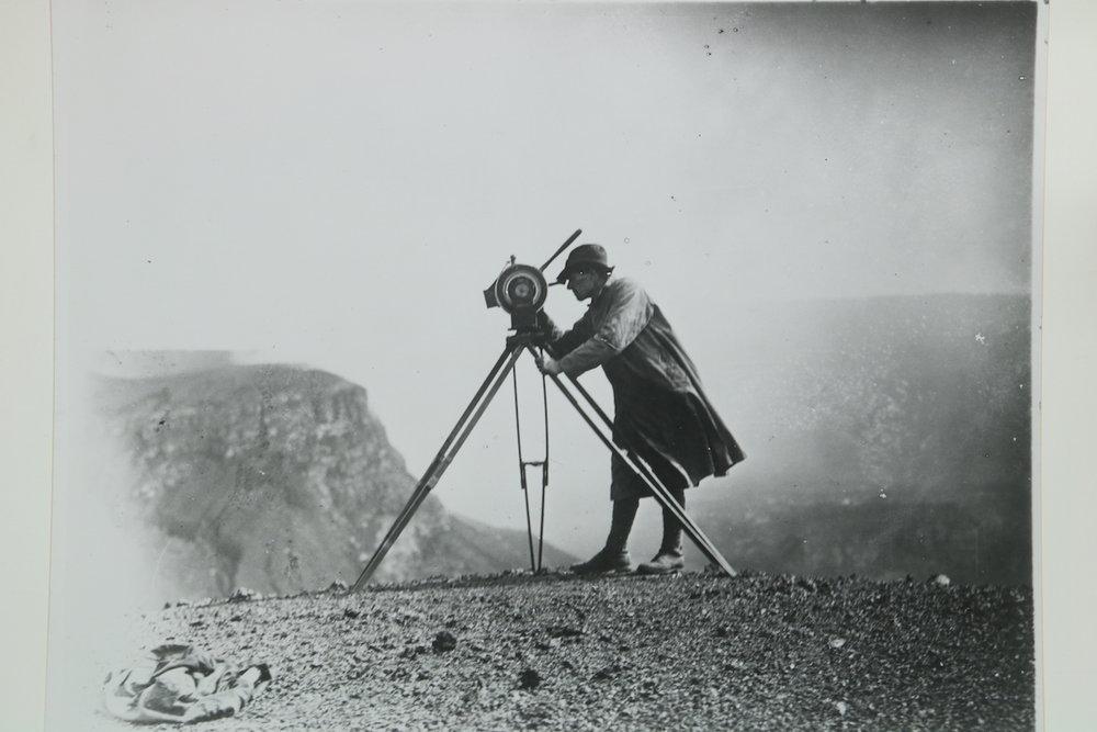 Carl Akeley. 1864-1926