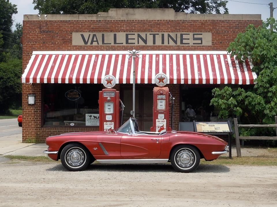 Marc Bellantone's 62 Corvette