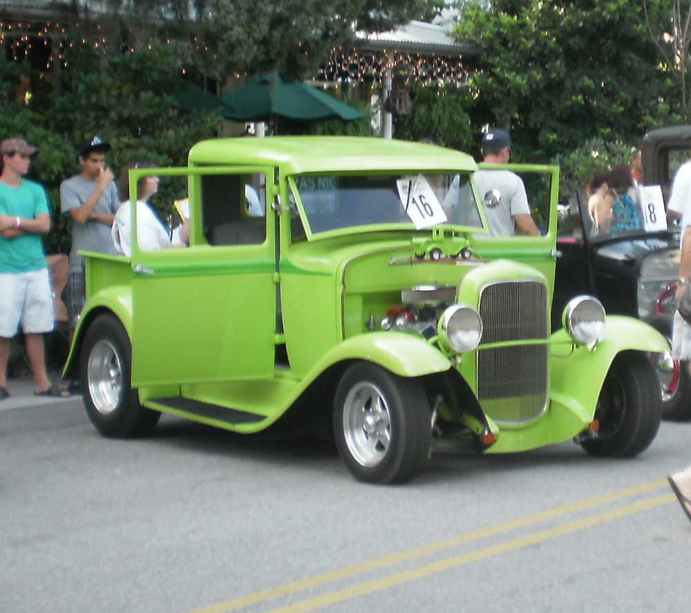 Ron's Model A Truck
