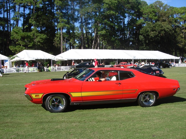 Joe Lanskowski Sr. & Jr.  1971 Ford Gran Torino - Family owned for 33 years!