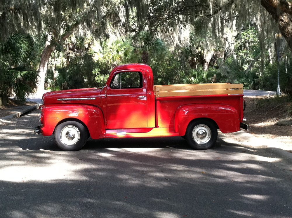 Peter Elder's 1951 Ford Pickup