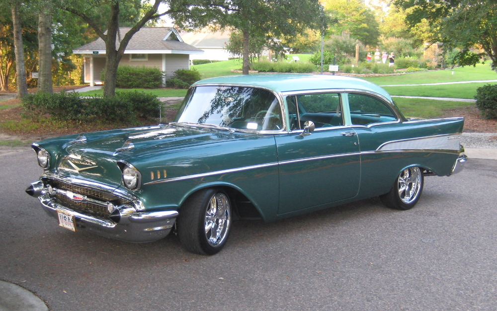 Ron & Connie Harris's 1957 Chevrolet