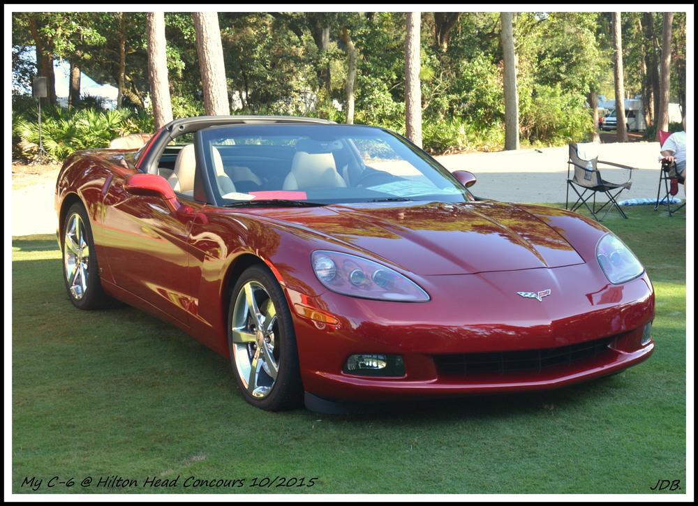 Jack Bianchino's 2008 Corvette