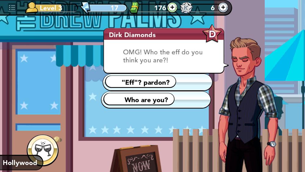 Dating dirk diamonds willow
