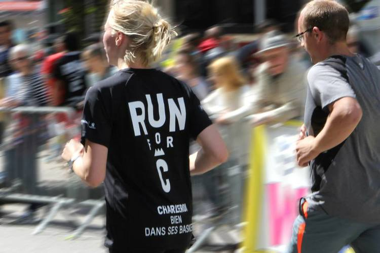 "Le label "" RUN FOR C """