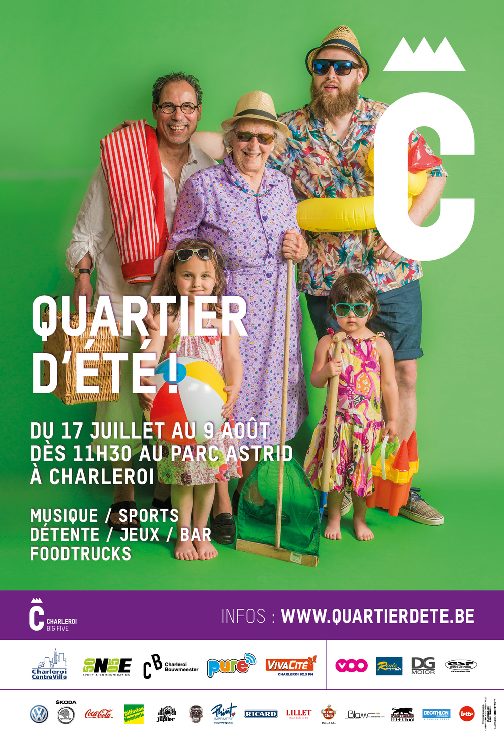 identite-charleroi-logo_BIG-FIVE_QUARTIER-ETE-2015