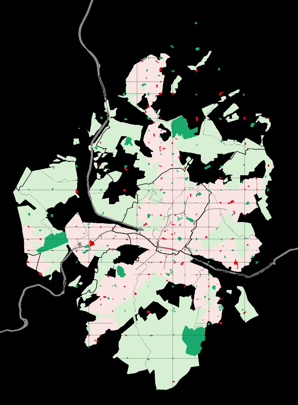 Schéma de développement territorial à l'échelle 2025