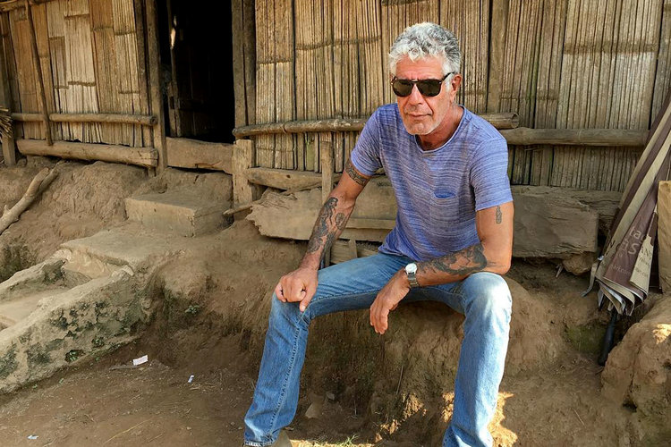 """The journey is part of the experience - an expression of the seriousness of one's intent. One doesn't take the A train to Mecca."" Anthony Bourdain"