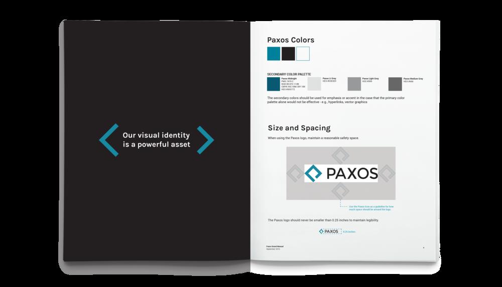 Paxos Brand Guide