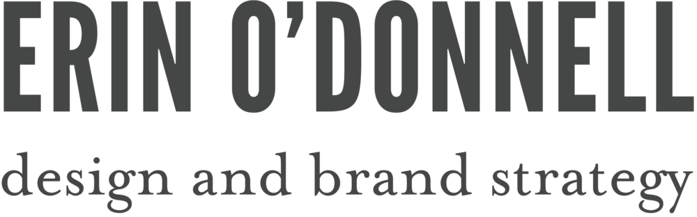 EODON : design and brand strategy by erin o'donnell