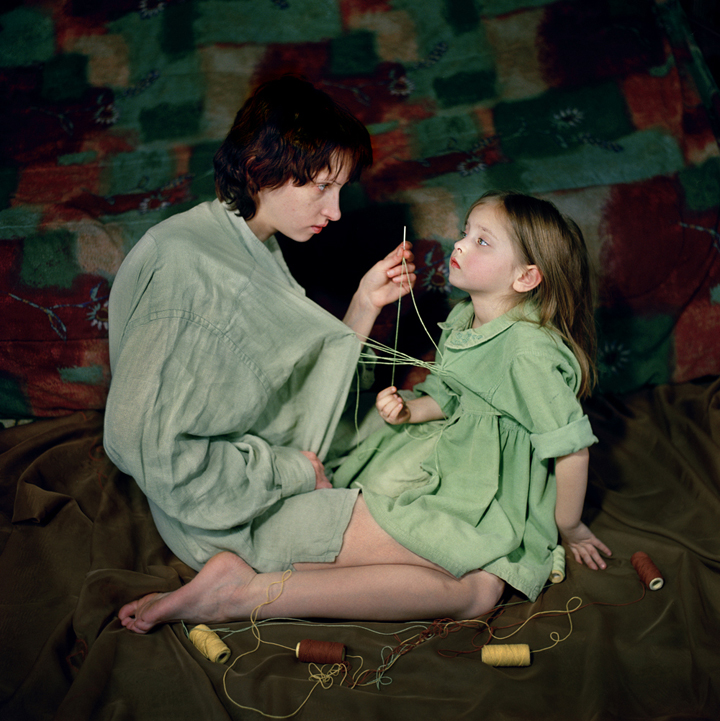 """Attachment"", from the series Anna & Eve (2005 -2012)"