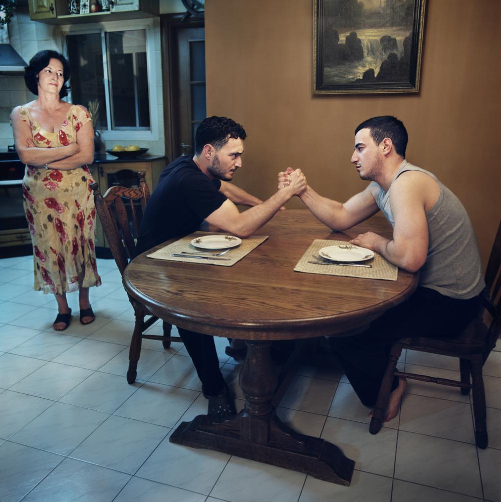 Nina, Gera & Danik (Israel)