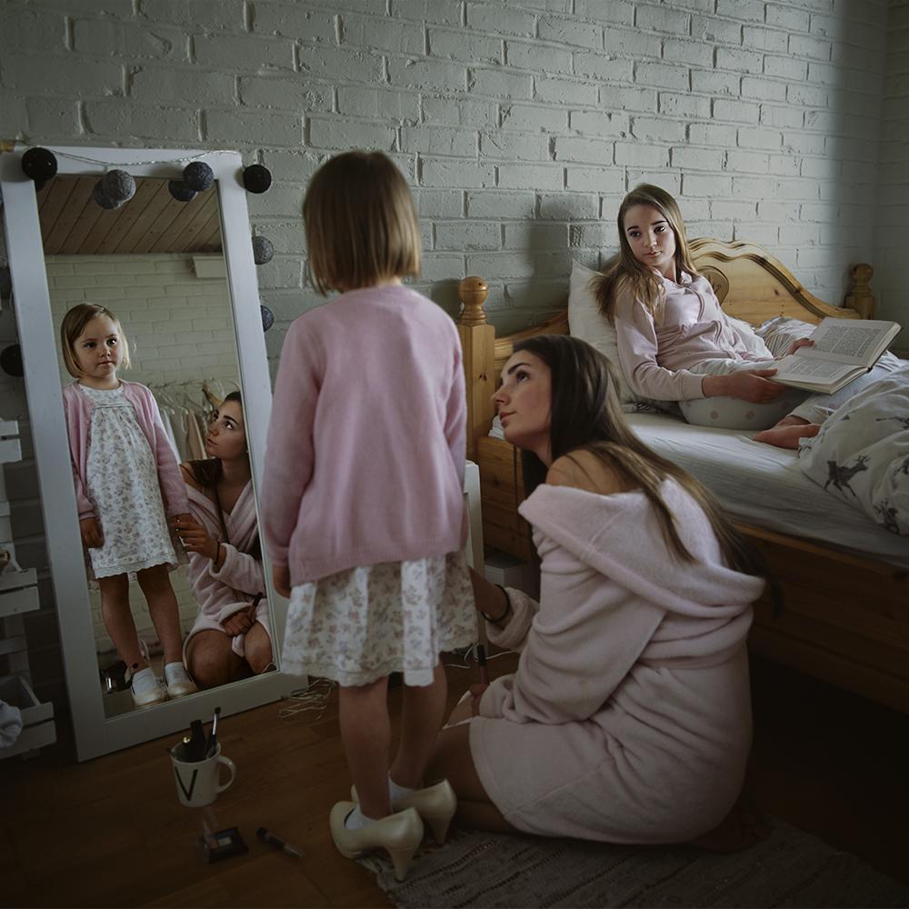 Maria, Vilde & Benedicte (Norway)
