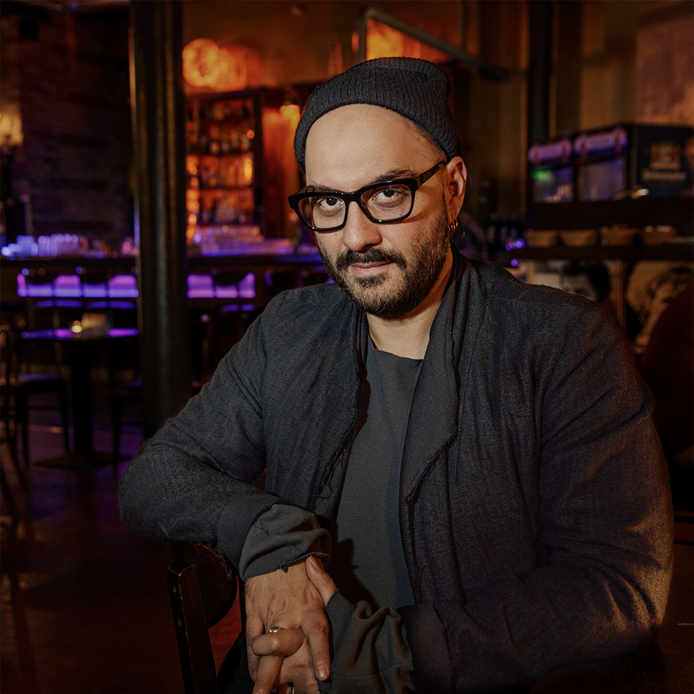 Kirill Serebrennikov - film/theater director
