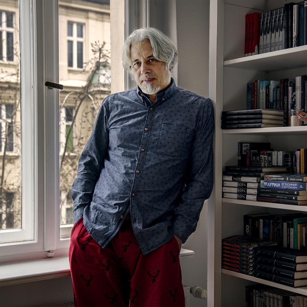 Vladimir Sorokin - writer