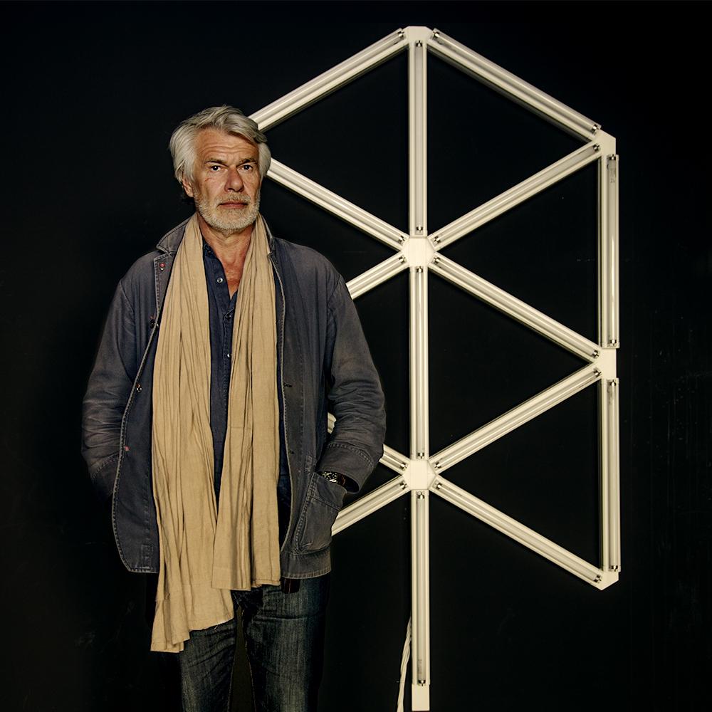 Chris Dercon - art historian/curator