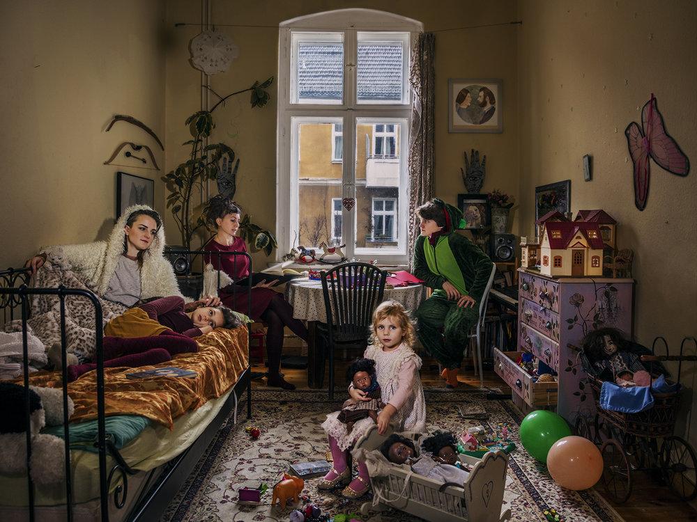 Elya, Polya, Filip, Lia & Lucia (Germany)