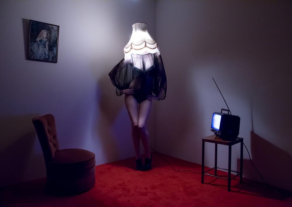 Model:Lola Mimallone© C.J Monk