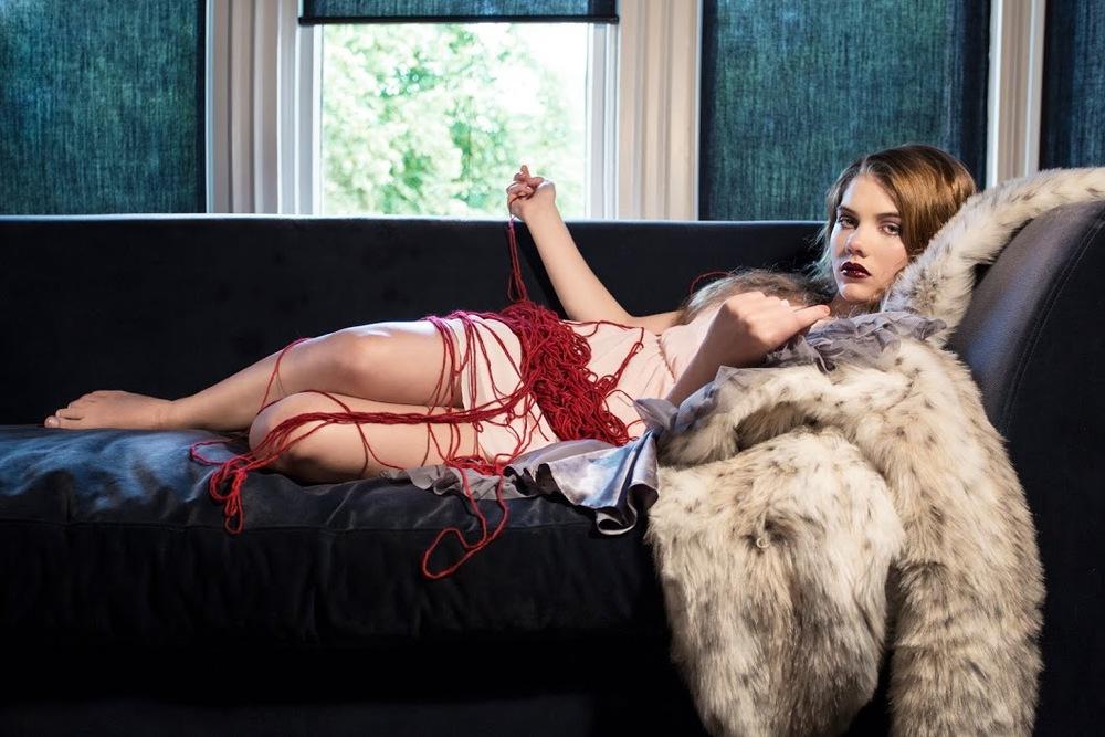 Model: Bethany Rose Dunn,MUA: Andrea Scarlet