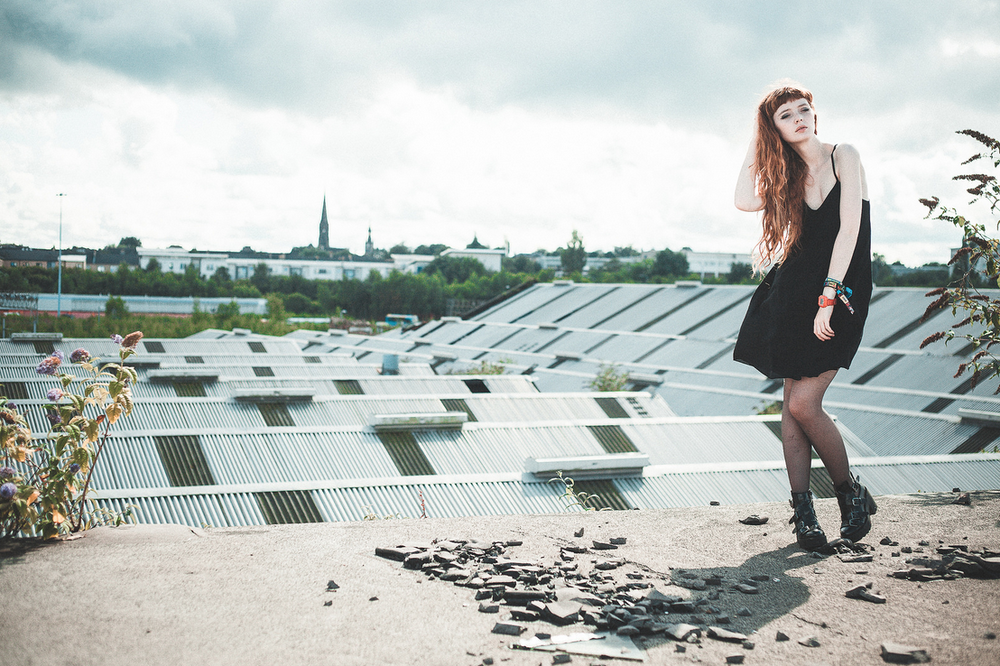 Glasgow, Scotland 2014, Model: Laurie Duffy© Peter Methven