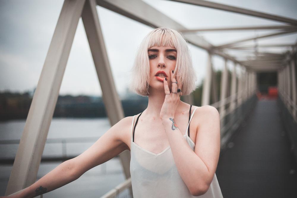 Glasgow, Scotland 2014, Model: Hollie© Peter Methven