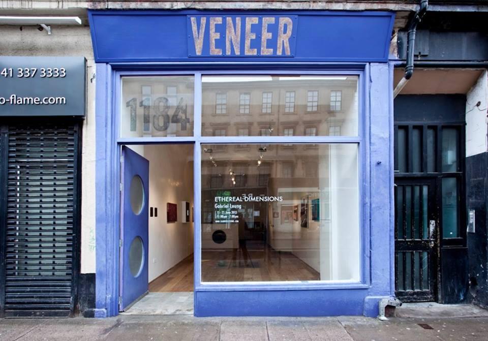 Photo courtesy of Veneer Gallery.