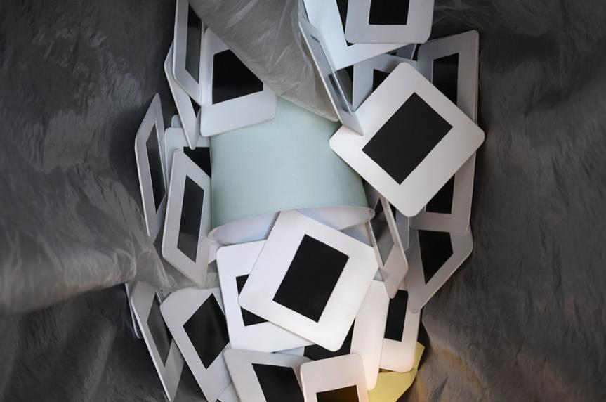 Thomas Demand 'Daily #24', 2015.© Thomas Demand, VG Bild-Kunst, Bonn/ DACS,Courtesy Matthew Marks Gallery/ Esther Schipper/ Sprueth Magers Gallery.