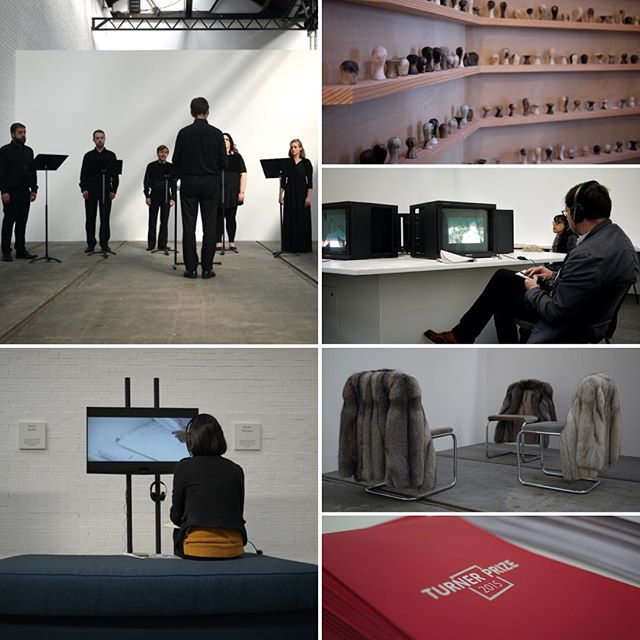 Last weekend to get along and see the Turner Prize at the Tramway!  Rachel Boyd detailed this years prize and nominees following the opening night back in September www.glasgowcityarts.com/blog/2015/9/30/turner-prize-opening #turnerprize2015 #turnerprize #tramwayglasgow #nicolewermers #bonniecamplin #assemble #janicekerbel #glasgowcityarts #exhibition #glasgow