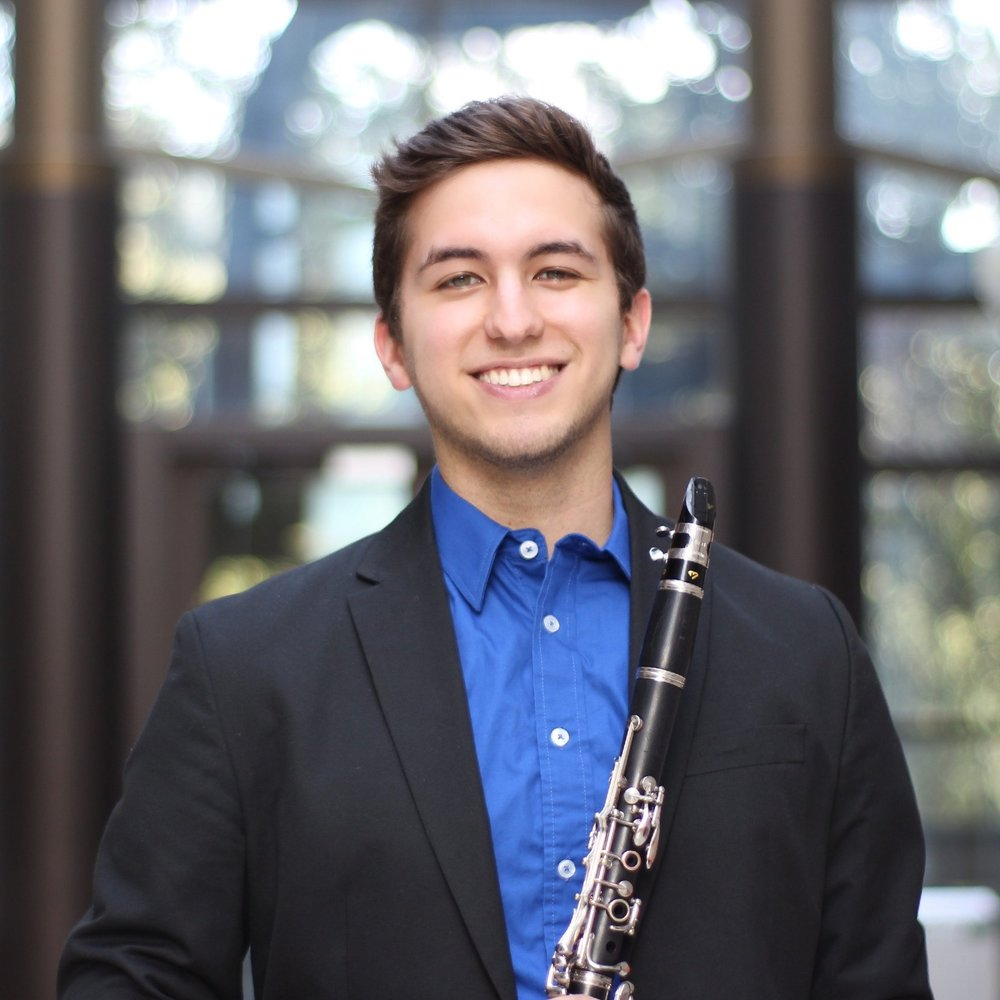 Chanse Morris - Congrats to Chanse for winning the Martha Cathcart Gerke Scholarship and the Eleanor Wilson Summer Scholarship! Through these scholarships, Chanse plans on finishing up his teaching certification tests and attending the Marrowstone Music Festival this summer.