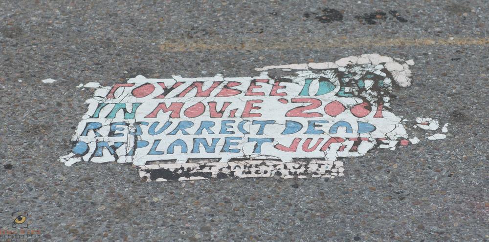 Toynbee tile Pittsburgh