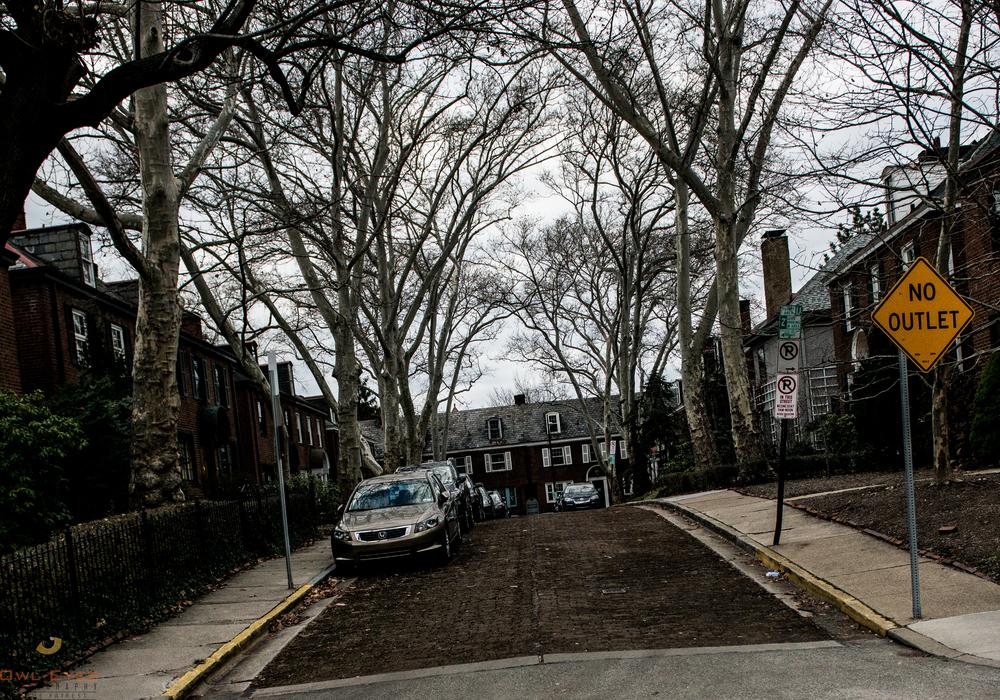 Roslyn Place Wooden street